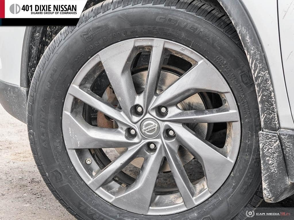2016 Nissan Rogue SL AWD Premium CVT in Mississauga, Ontario - 6 - w1024h768px