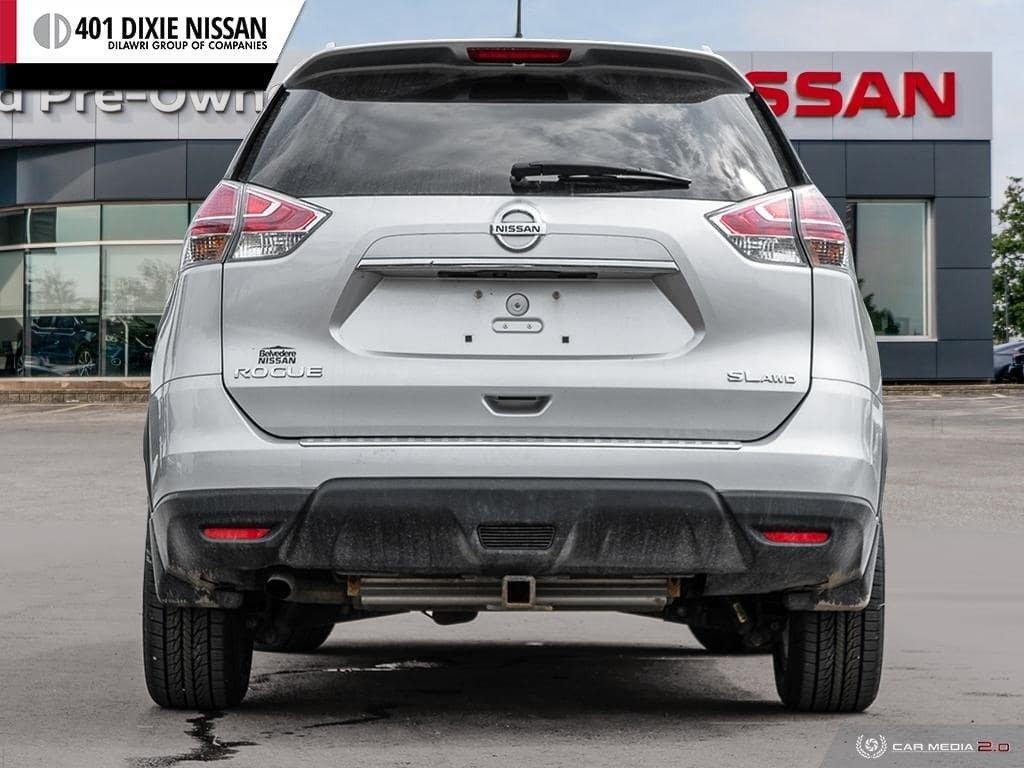 2016 Nissan Rogue SL AWD Premium CVT in Mississauga, Ontario - 5 - w1024h768px