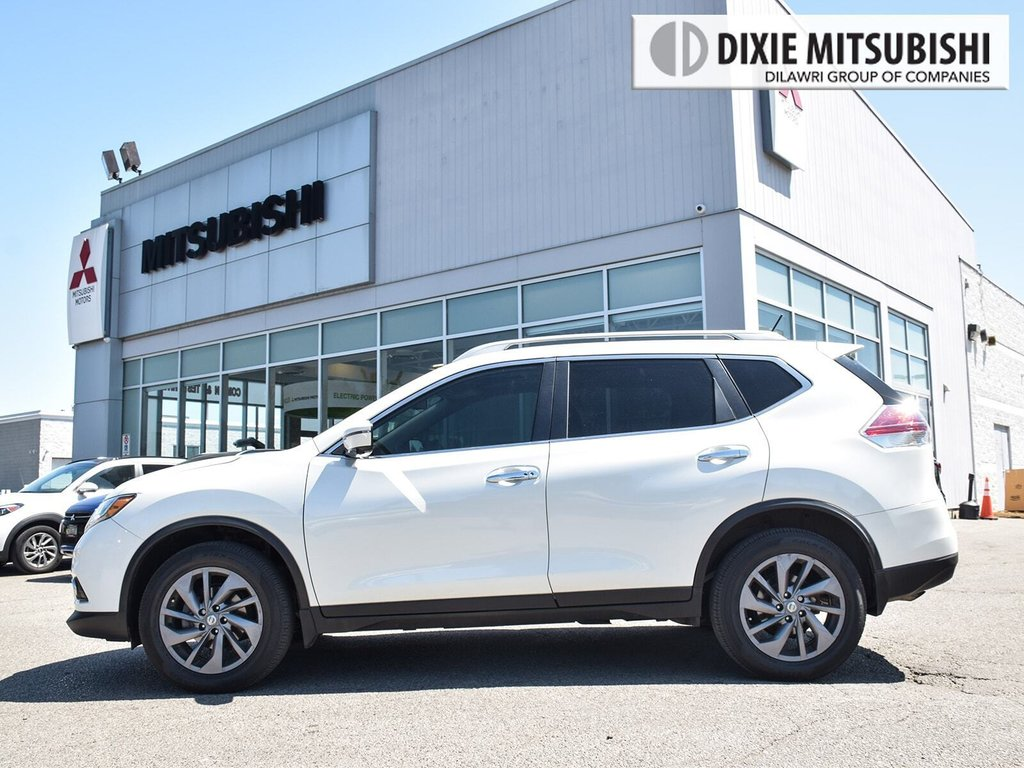 2016 Nissan Rogue SL AWD Premium CVT in Mississauga, Ontario - 3 - w1024h768px