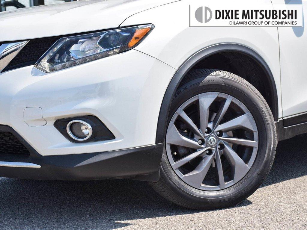 2016 Nissan Rogue SL AWD Premium CVT in Mississauga, Ontario - 7 - w1024h768px