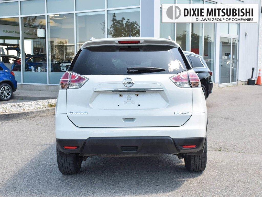 2016 Nissan Rogue SL AWD Premium CVT in Mississauga, Ontario - 4 - w1024h768px