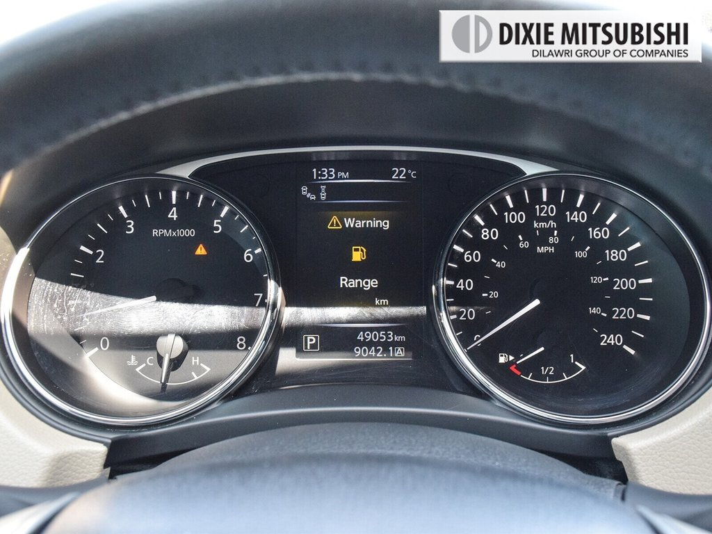 2016 Nissan Rogue SL AWD Premium CVT in Mississauga, Ontario - 16 - w1024h768px