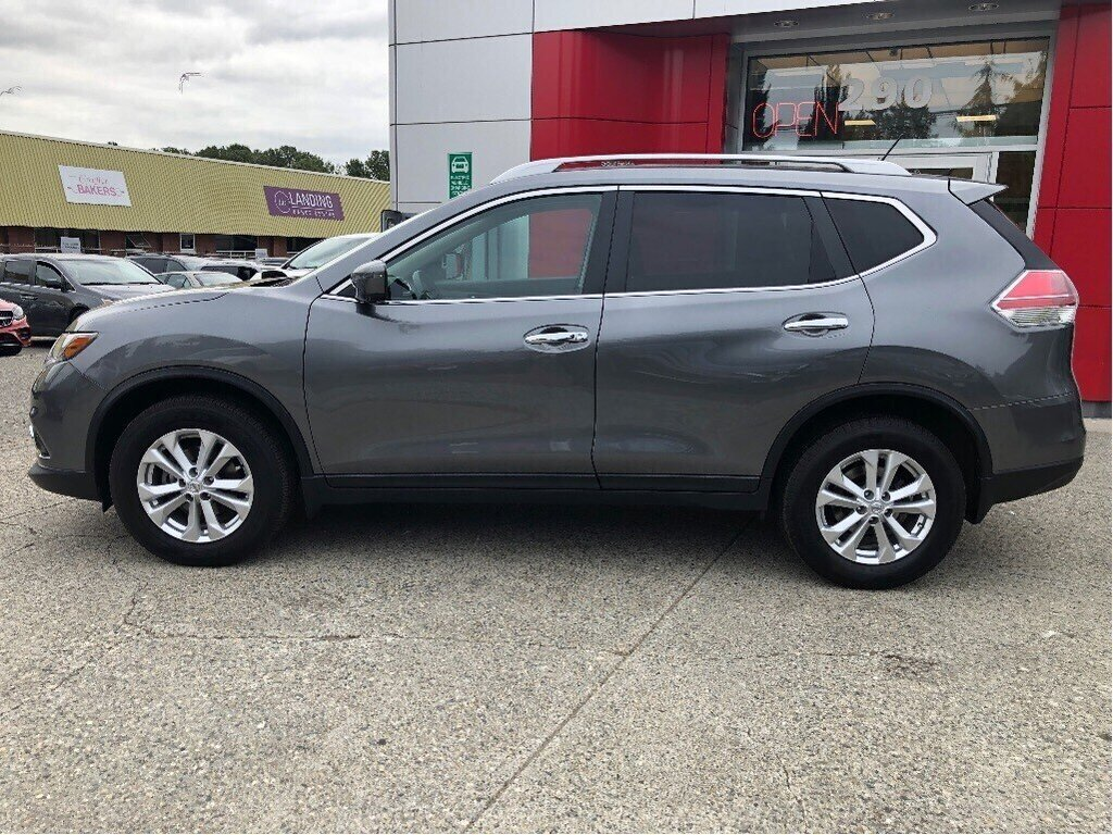 2016 Nissan Rogue SV AWD CVT in Vancouver, British Columbia - 8 - w1024h768px