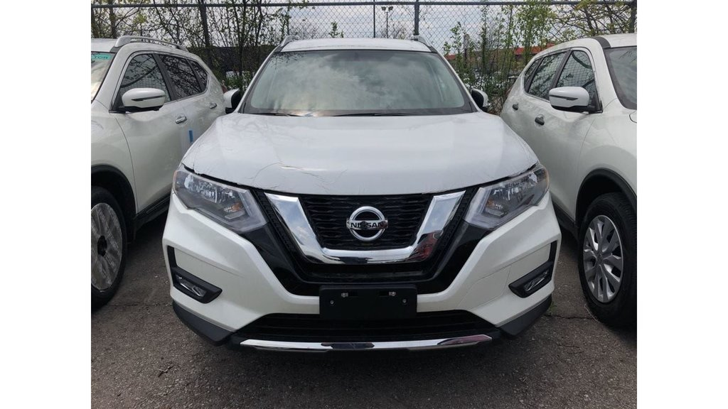 2017 Nissan Rogue SV AWD CVT in Mississauga, Ontario - 3 - w1024h768px