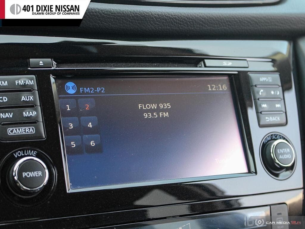 2017 Nissan Rogue SL Platinum AWD in Mississauga, Ontario - 20 - w1024h768px