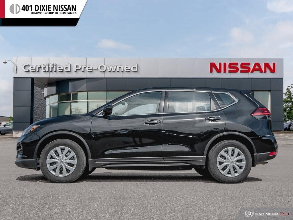 2017 Nissan Rogue S FWD CVT in Mississauga, Ontario - 3 - w1024h768px