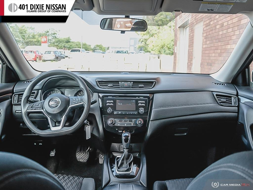 2017 Nissan Rogue S FWD CVT in Mississauga, Ontario - 26 - w1024h768px