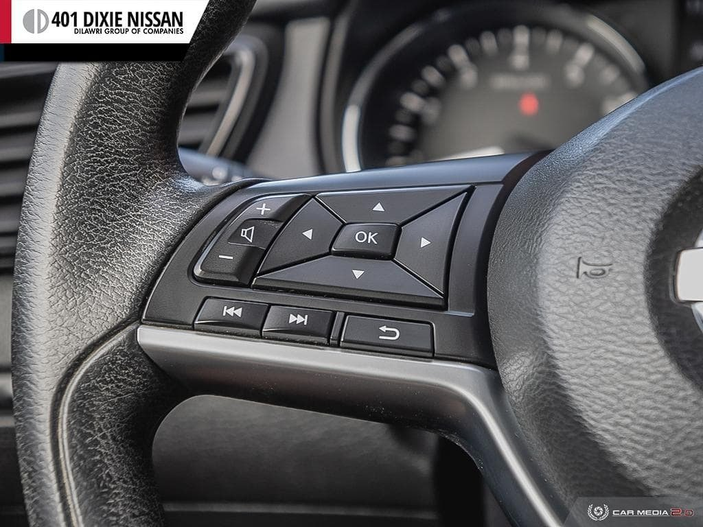 2017 Nissan Rogue S FWD CVT in Mississauga, Ontario - 19 - w1024h768px
