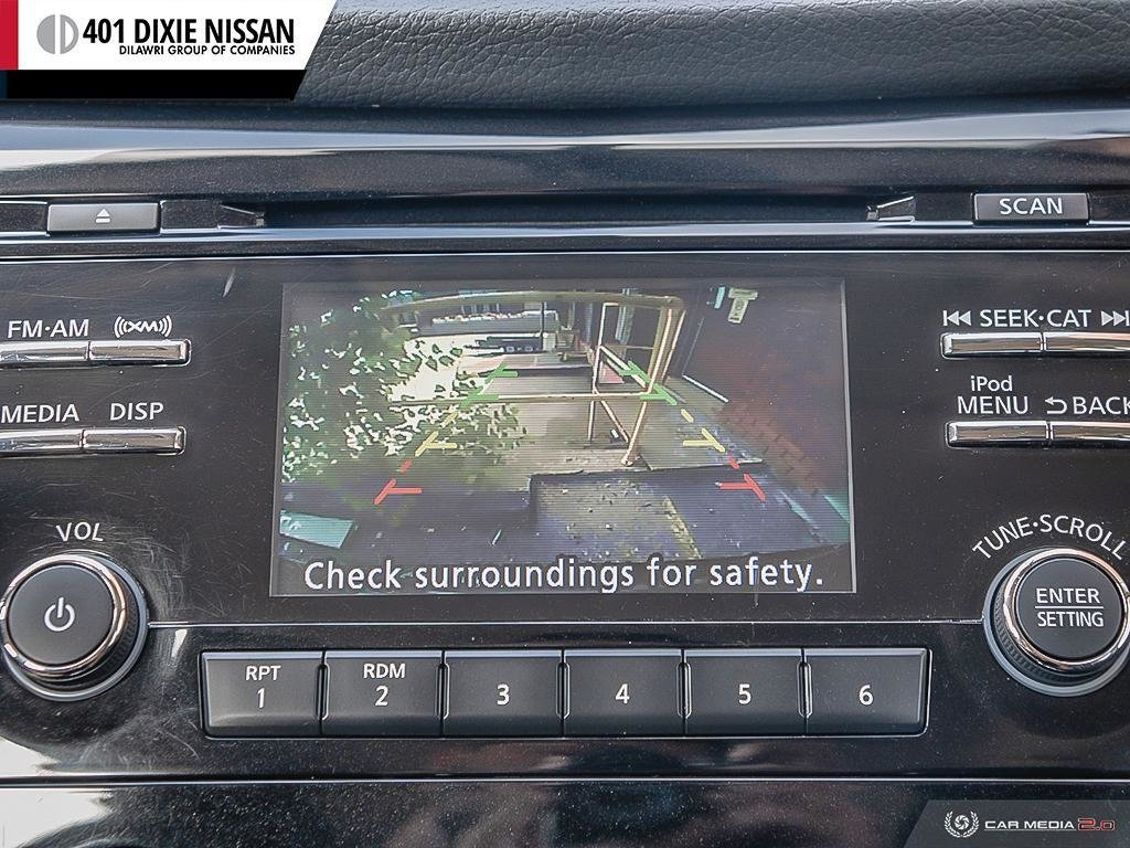 2017 Nissan Rogue S FWD CVT in Mississauga, Ontario - 27 - w1024h768px