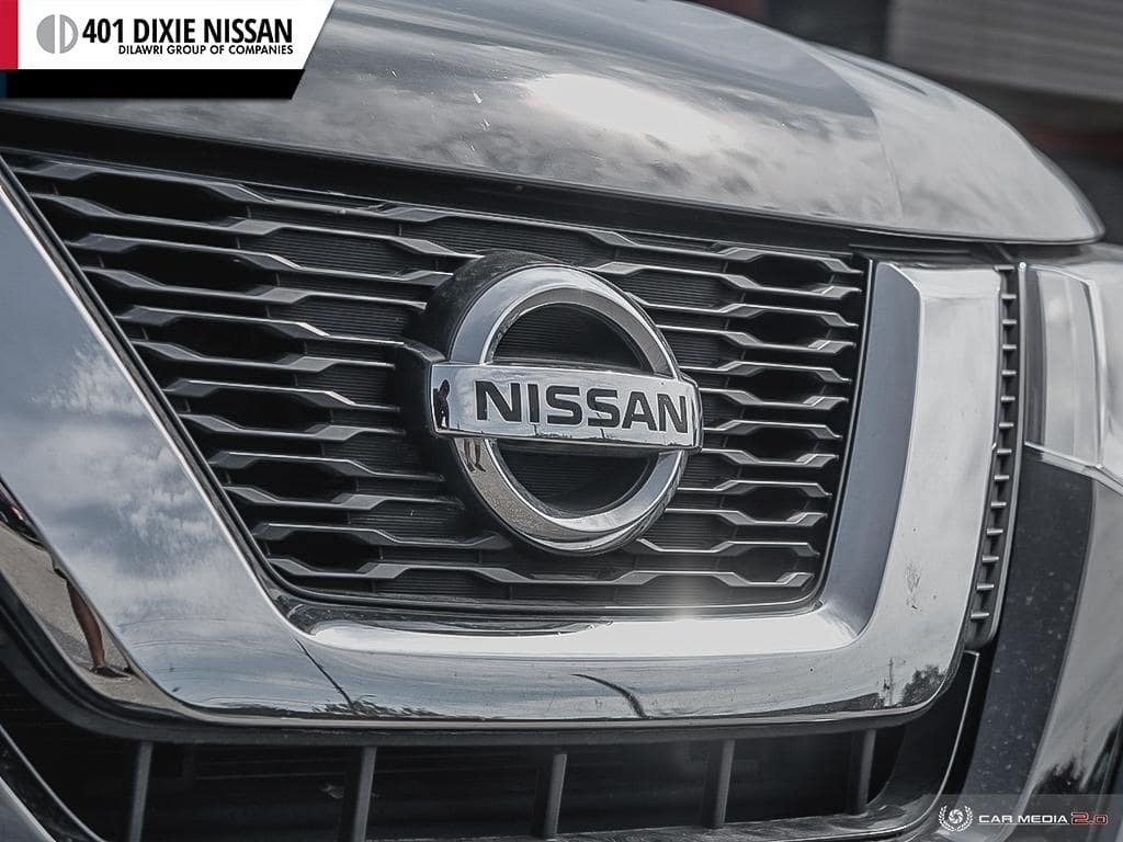 2017 Nissan Rogue S FWD CVT in Mississauga, Ontario - 9 - w1024h768px