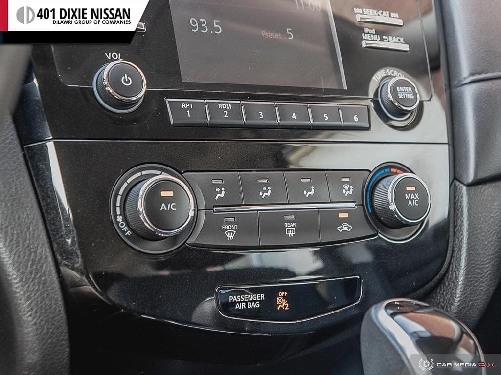 2017 Nissan Rogue S FWD CVT in Mississauga, Ontario - 21 - w1024h768px