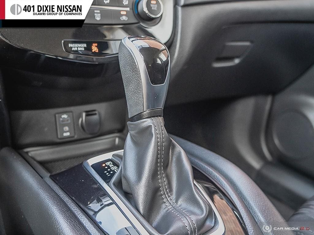 2017 Nissan Rogue S FWD CVT in Mississauga, Ontario - 20 - w1024h768px