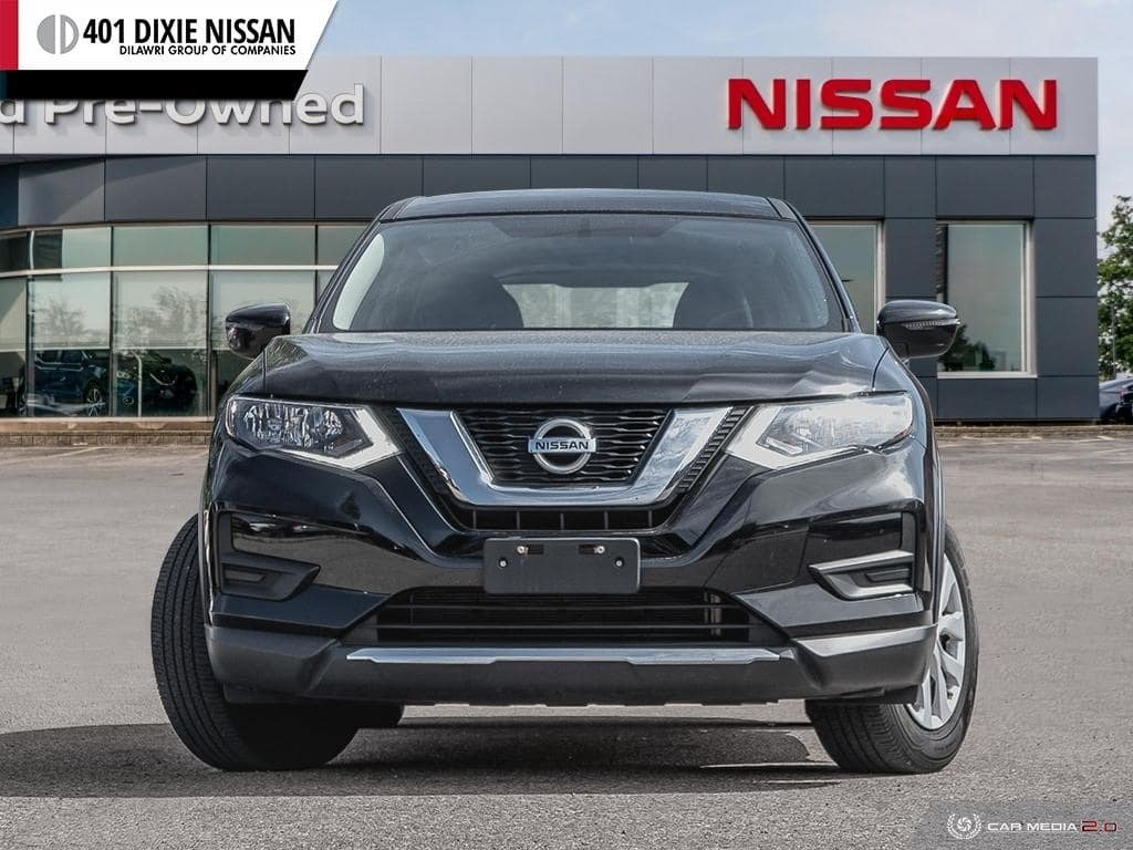2017 Nissan Rogue S FWD CVT in Mississauga, Ontario - 2 - w1024h768px