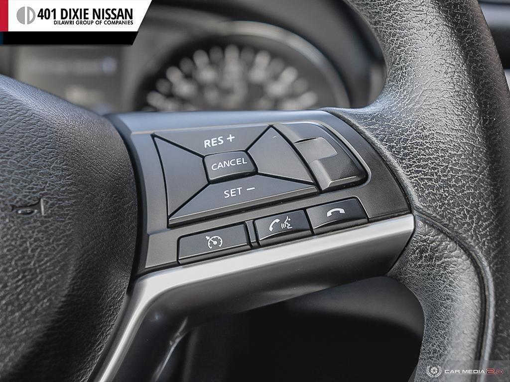 2017 Nissan Rogue S FWD CVT in Mississauga, Ontario - 28 - w1024h768px