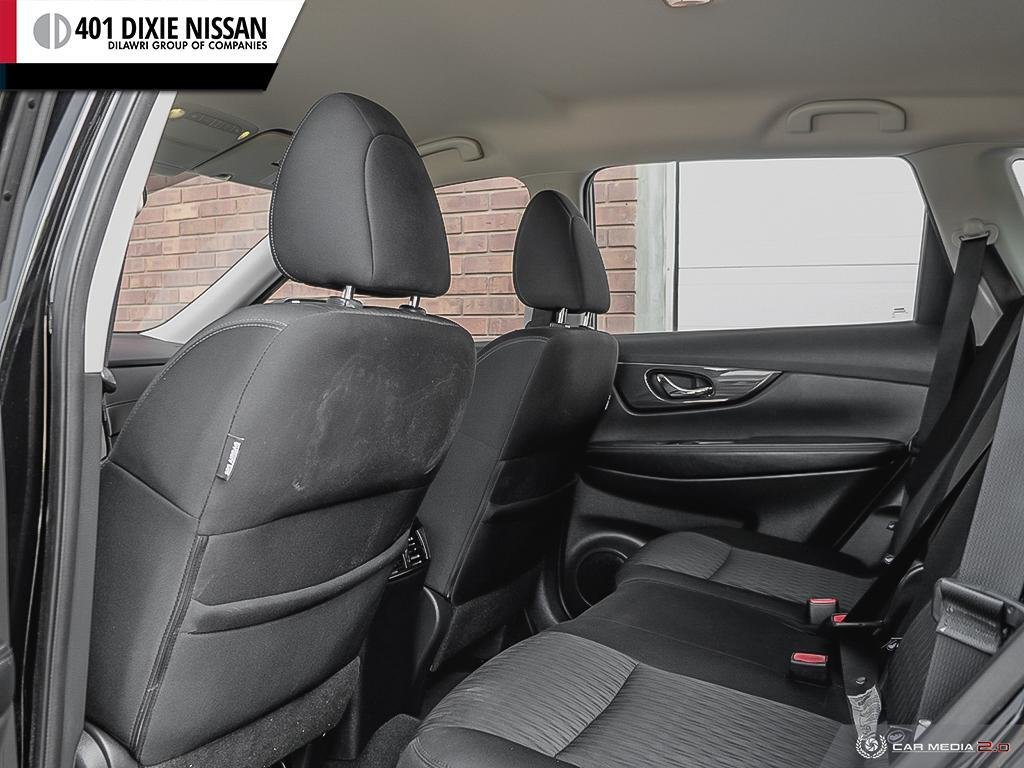 2017 Nissan Rogue S FWD CVT in Mississauga, Ontario - 25 - w1024h768px