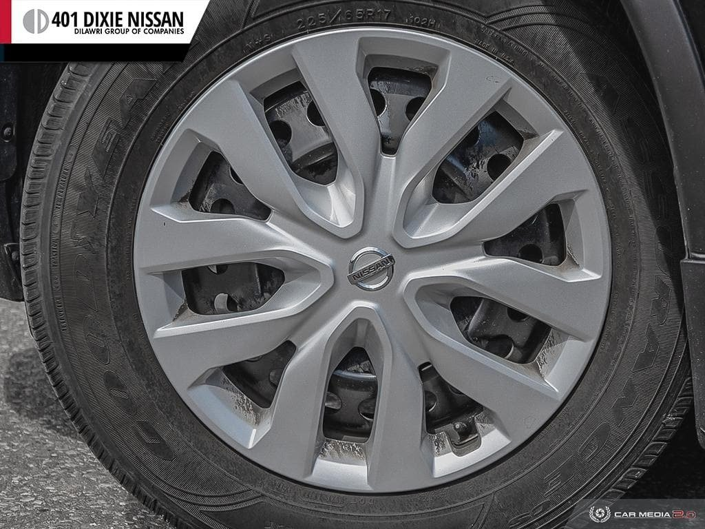 2017 Nissan Rogue S FWD CVT in Mississauga, Ontario - 6 - w1024h768px