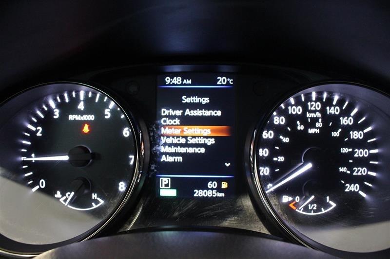 2018 Nissan Rogue SV AWD CVT in Regina, Saskatchewan - 2 - w1024h768px