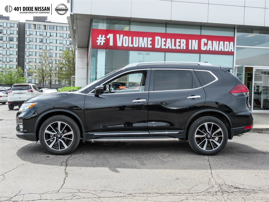 2018 Nissan Rogue SL AWD CVT in Mississauga, Ontario - 12 - w1024h768px