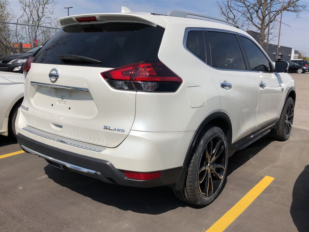 2018 Nissan Rogue SL AWD CVT in Mississauga, Ontario - 4 - w1024h768px