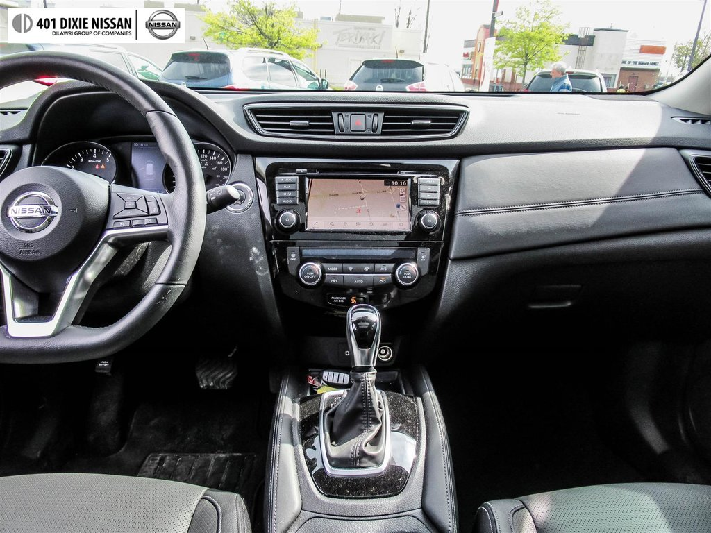 2018 Nissan Rogue SL AWD CVT in Mississauga, Ontario - 19 - w1024h768px