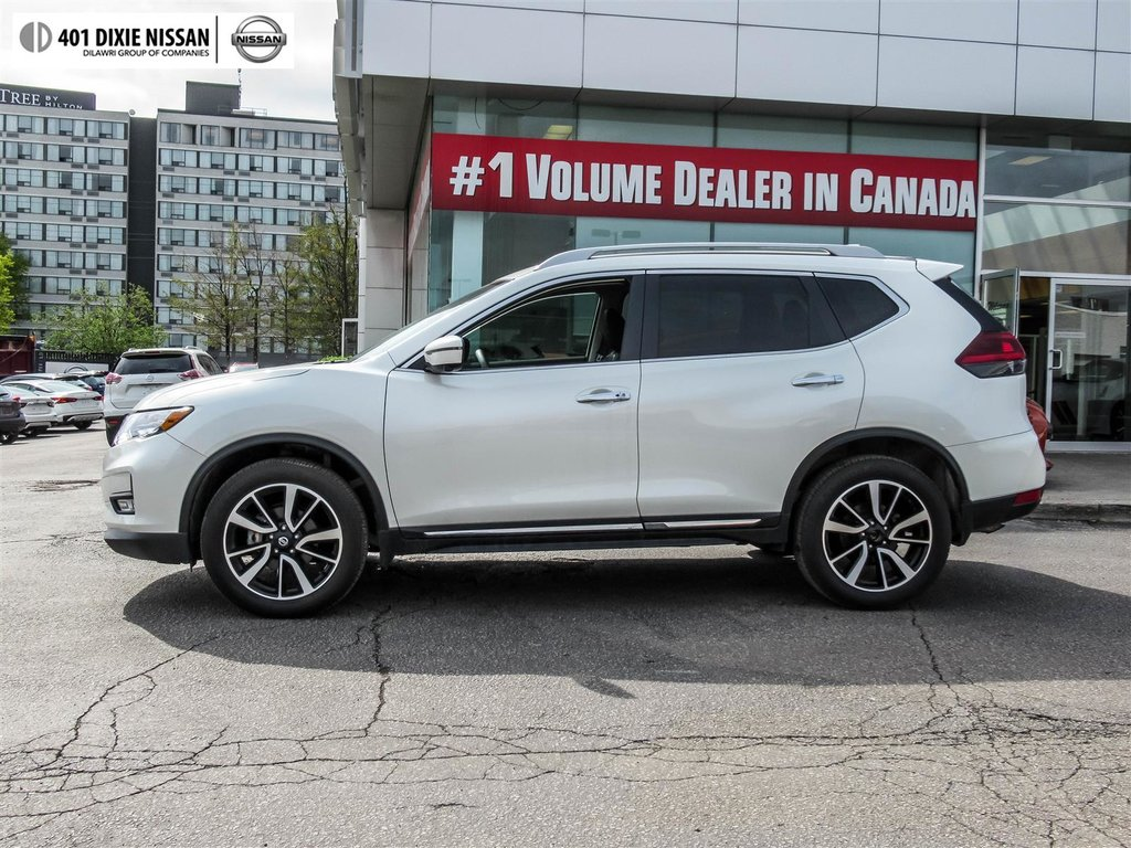 2018 Nissan Rogue SL AWD CVT in Mississauga, Ontario - 13 - w1024h768px