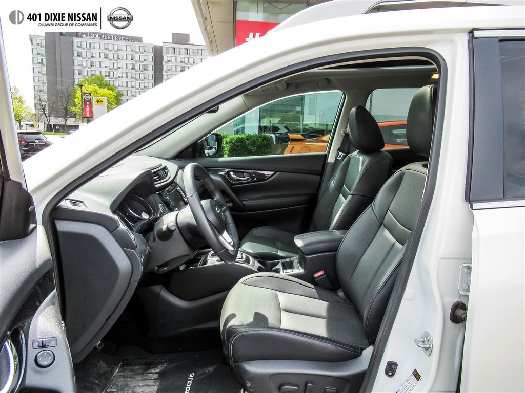 2018 Nissan Rogue SL AWD CVT in Mississauga, Ontario - 15 - w1024h768px