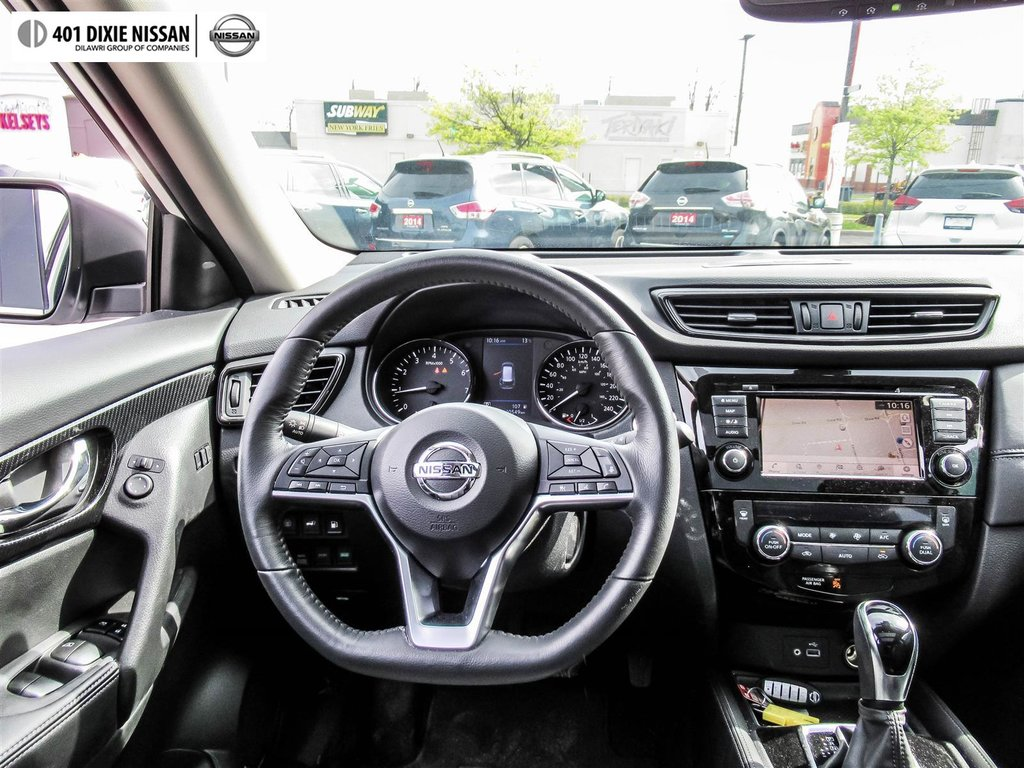 2018 Nissan Rogue SL AWD CVT in Mississauga, Ontario - 18 - w1024h768px