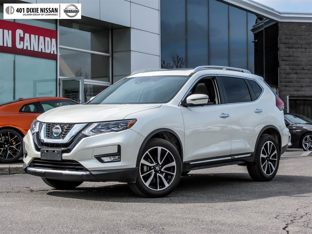 2018 Nissan Rogue SL AWD CVT in Mississauga, Ontario - 6 - w1024h768px