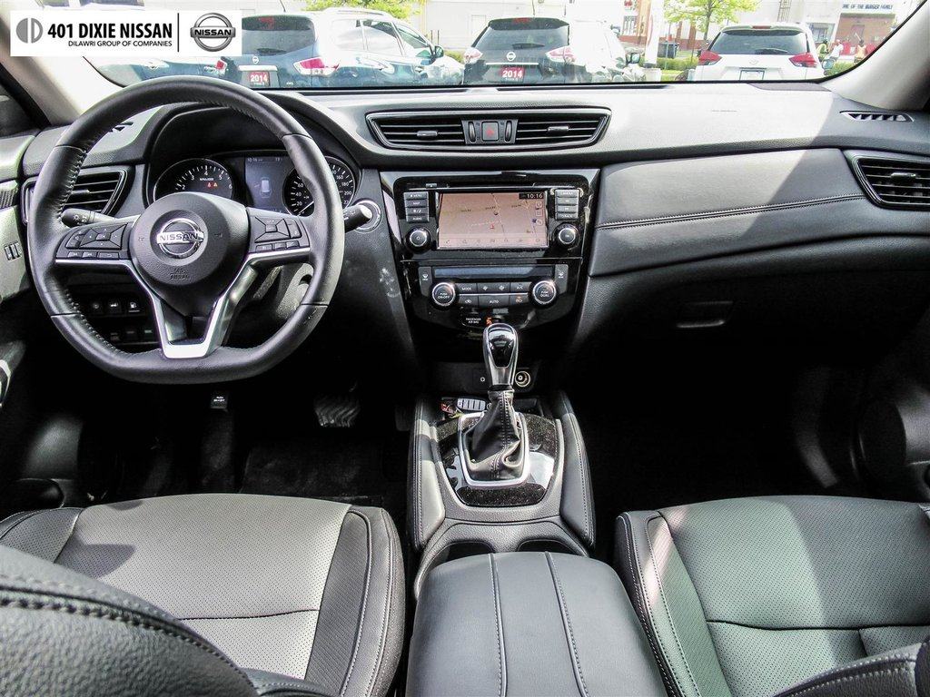 2018 Nissan Rogue SL AWD CVT in Mississauga, Ontario - 17 - w1024h768px