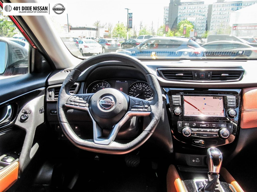 2018 Nissan Rogue SL AWD CVT in Mississauga, Ontario - 38 - w1024h768px