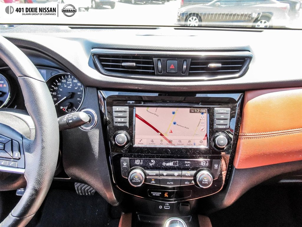 2018 Nissan Rogue SL AWD CVT in Mississauga, Ontario - 22 - w1024h768px