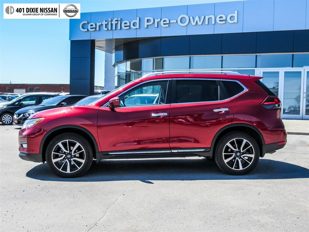 2018 Nissan Rogue SL AWD CVT in Mississauga, Ontario - 32 - w1024h768px