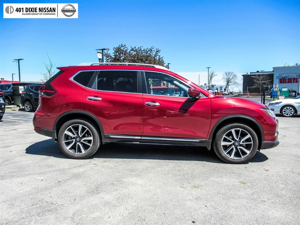 2018 Nissan Rogue SL AWD CVT in Mississauga, Ontario - 28 - w1024h768px