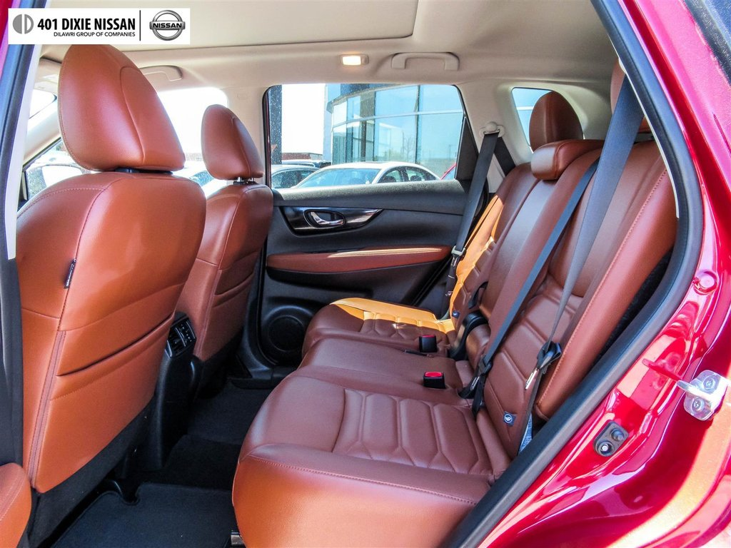 2018 Nissan Rogue SL AWD CVT in Mississauga, Ontario - 36 - w1024h768px