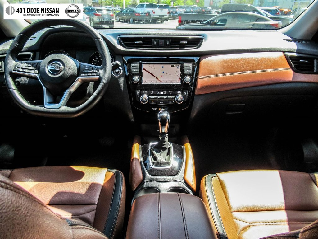 2018 Nissan Rogue SL AWD CVT in Mississauga, Ontario - 37 - w1024h768px