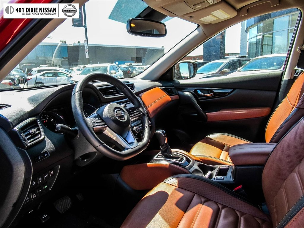 2018 Nissan Rogue SL AWD CVT in Mississauga, Ontario - 10 - w1024h768px