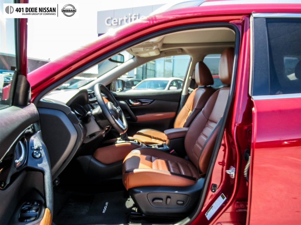 2018 Nissan Rogue SL AWD CVT in Mississauga, Ontario - 35 - w1024h768px
