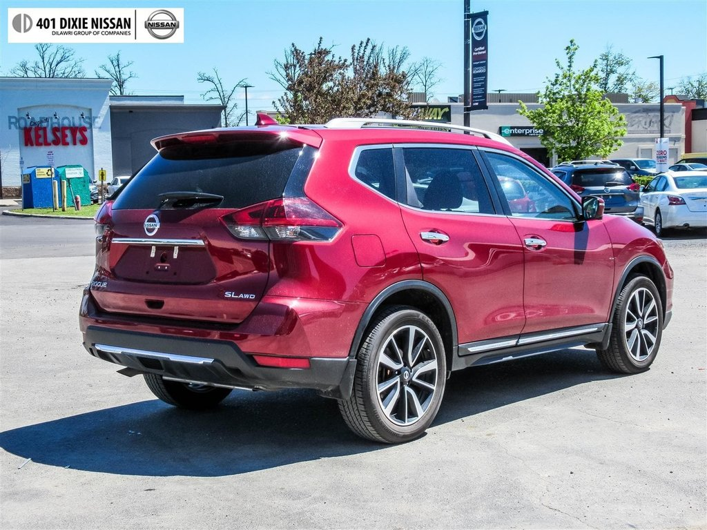 2018 Nissan Rogue SL AWD CVT in Mississauga, Ontario - 5 - w1024h768px