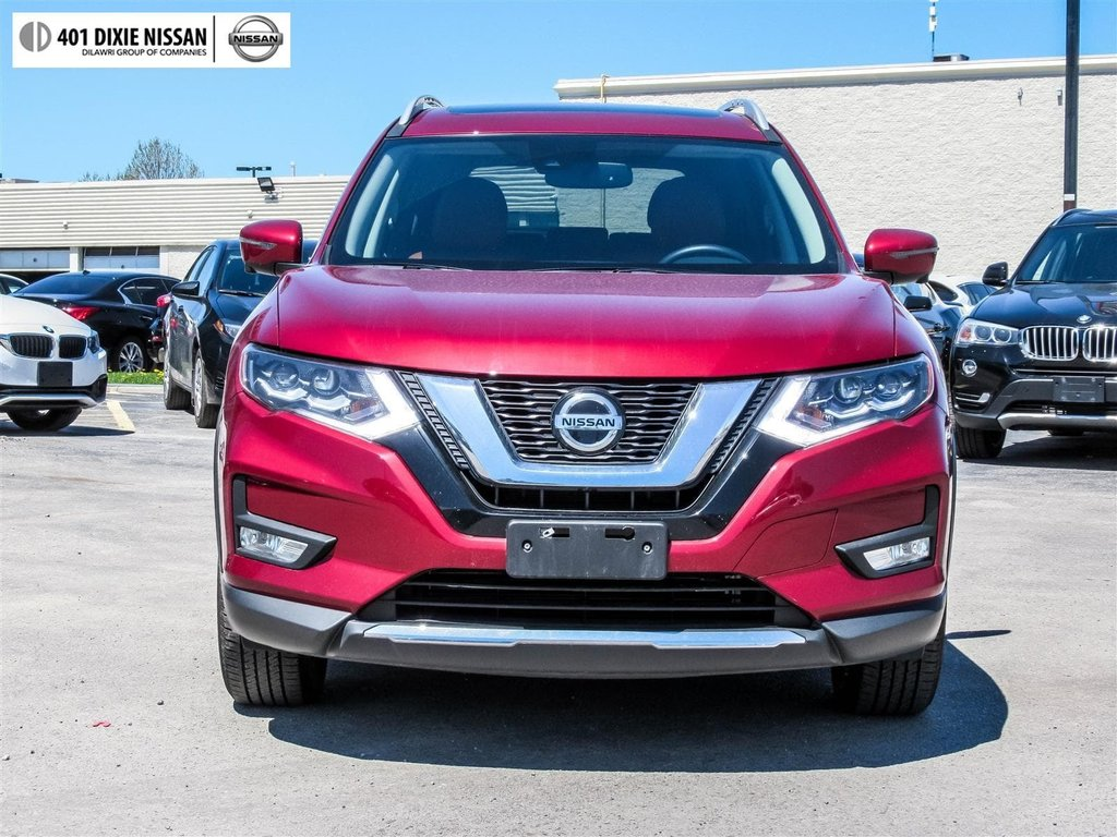 2018 Nissan Rogue SL AWD CVT in Mississauga, Ontario - 2 - w1024h768px