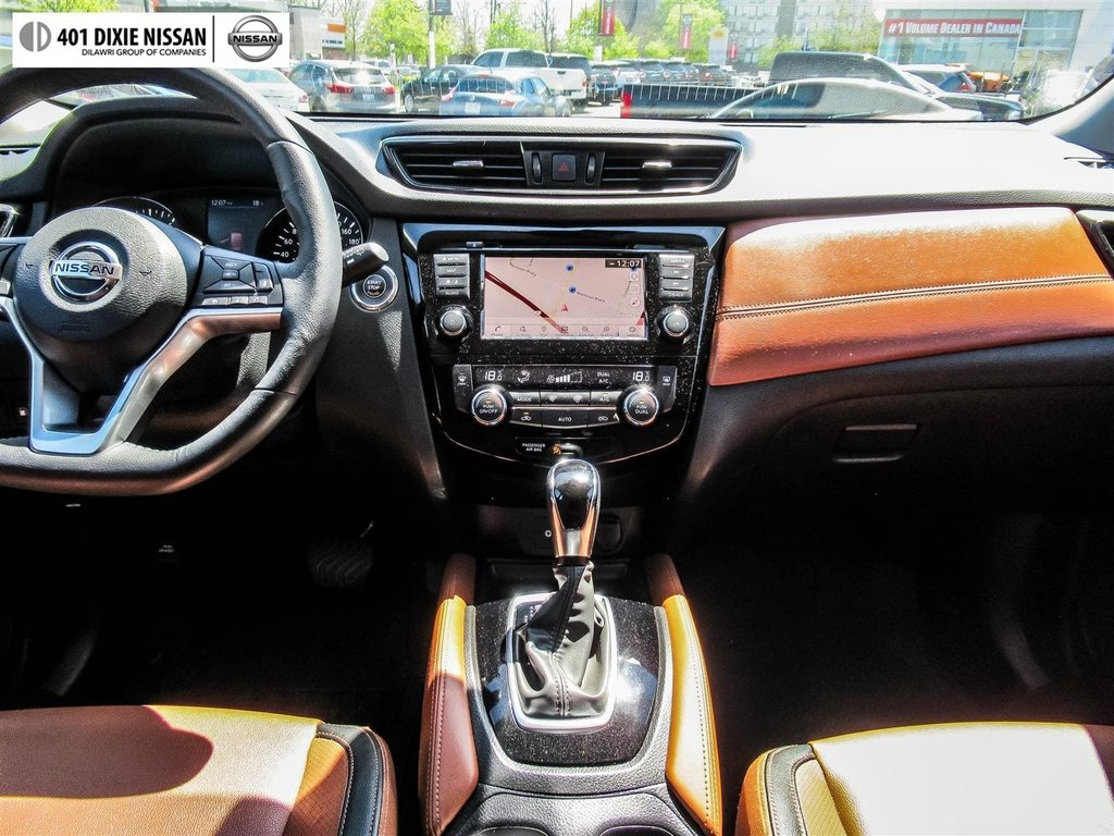 2018 Nissan Rogue SL AWD CVT in Mississauga, Ontario - 14 - w1024h768px