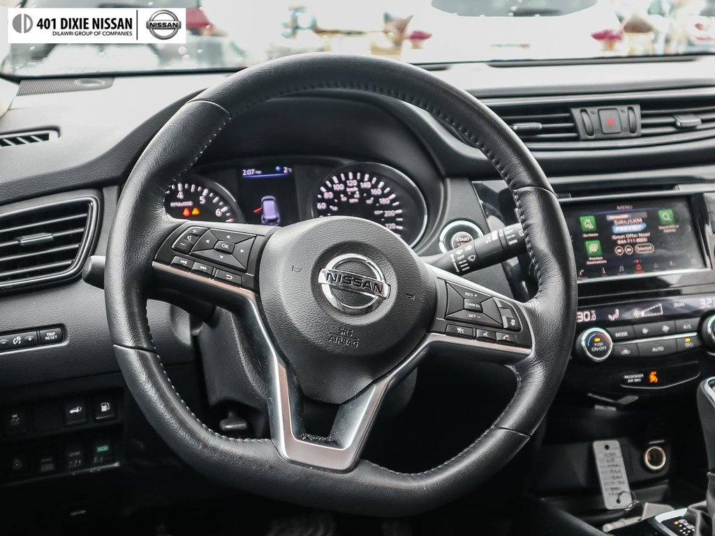 2018 Nissan Rogue SV AWD CVT in Mississauga, Ontario - 12 - w1024h768px