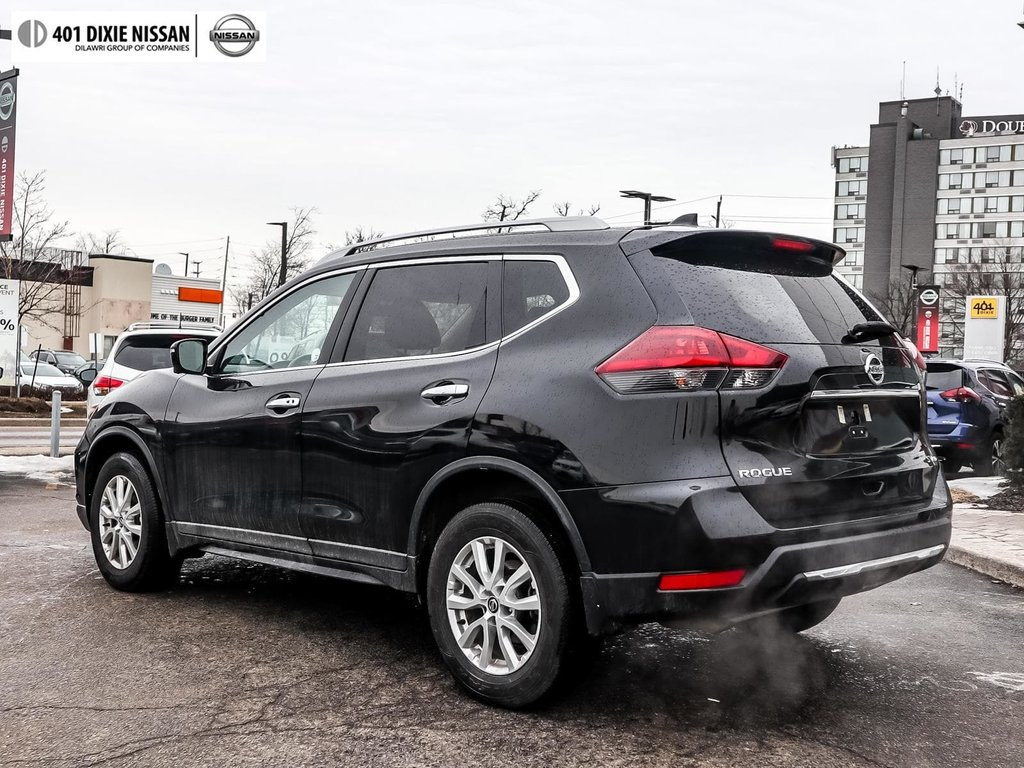 2018 Nissan Rogue SV AWD CVT in Mississauga, Ontario - 7 - w1024h768px