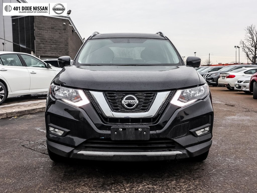 2018 Nissan Rogue SV AWD CVT in Mississauga, Ontario - 2 - w1024h768px