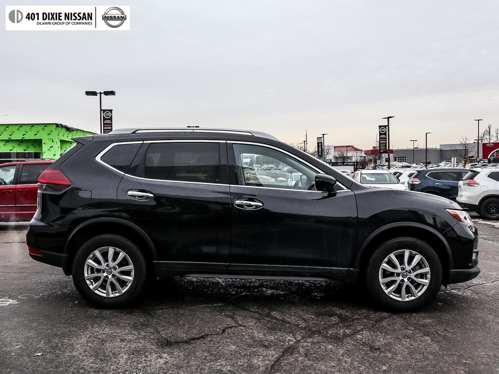 2018 Nissan Rogue SV AWD CVT in Mississauga, Ontario - 4 - w1024h768px