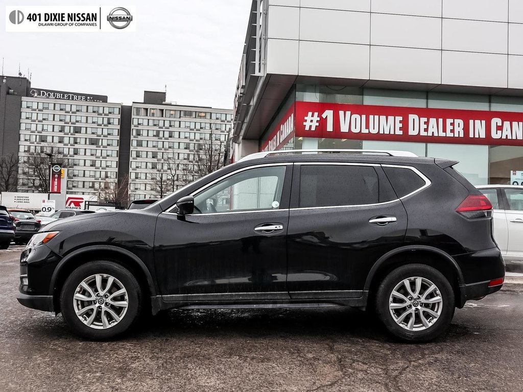 2018 Nissan Rogue SV AWD CVT in Mississauga, Ontario - 8 - w1024h768px