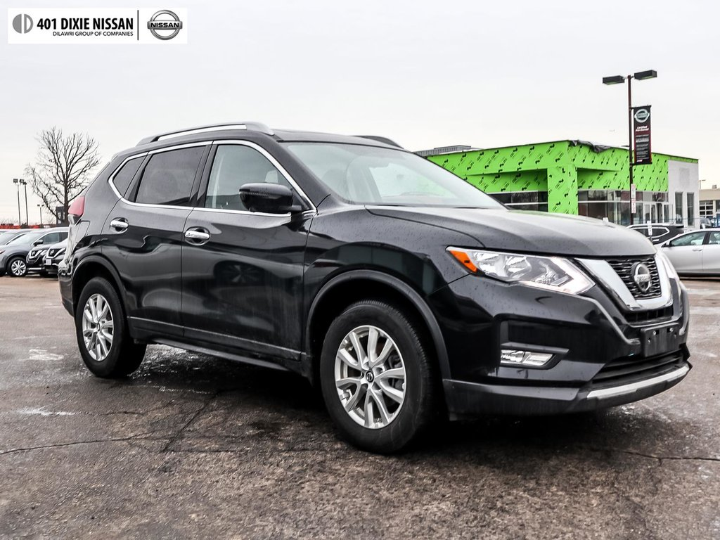 2018 Nissan Rogue SV AWD CVT in Mississauga, Ontario - 28 - w1024h768px