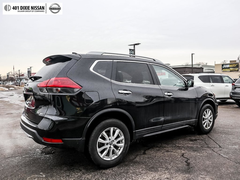 2018 Nissan Rogue SV AWD CVT in Mississauga, Ontario - 30 - w1024h768px