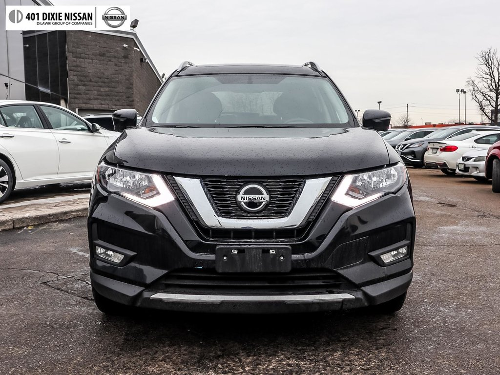 2018 Nissan Rogue SV AWD CVT in Mississauga, Ontario - 27 - w1024h768px