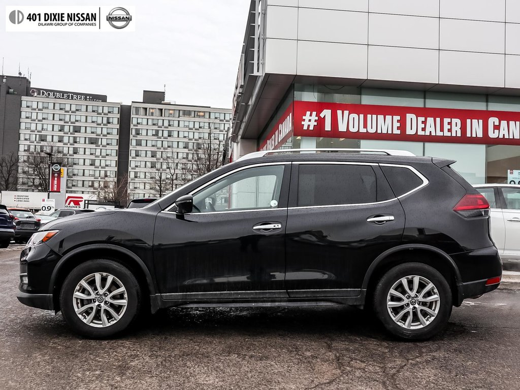 2018 Nissan Rogue SV AWD CVT in Mississauga, Ontario - 33 - w1024h768px