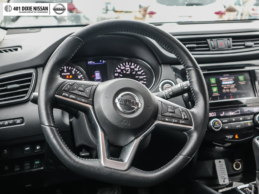 2018 Nissan Rogue SV AWD CVT in Mississauga, Ontario - 38 - w1024h768px